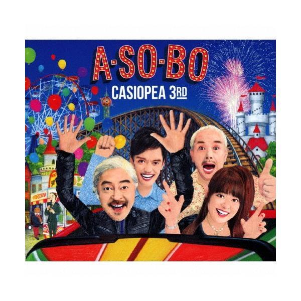 A・SO・BO/CASIOPEA 3rd[CD+DVD]【返品種別A】