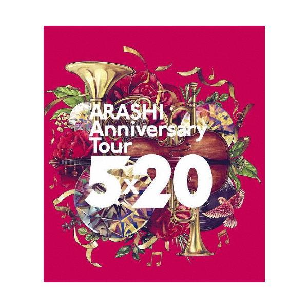 ARASHI Anniversary Tour 5×20(通常盤)【Blu-ray】/嵐[Blu-ray]【返品種別A】