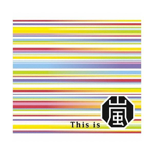 [枚数限定][限定盤]This is 嵐(初回生産限定盤/2CD+Blu-ray)/嵐[CD+Blu-ray]【返品種別A】の画像