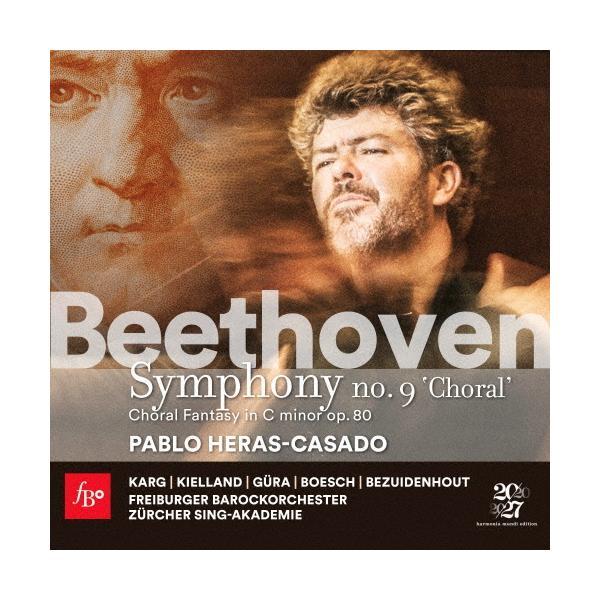 ベートーヴェン:交響曲第9番、合唱幻想曲/パブロ・エラス=カサド[CD]【返品種別A】