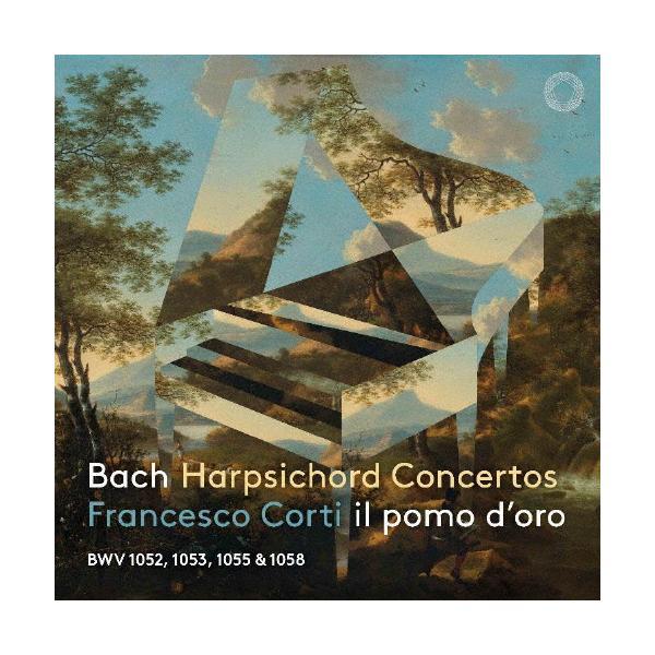[枚数限定]J.S.バッハ:チェンバロ協奏曲集(第1・2・4・7番)/フランチェスコ・コルティ[CD]【返品種別A】