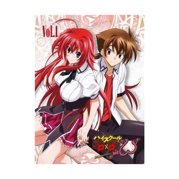 ハイスクールD×DNEWVol.1 DVD /アニメーション DVD  返品種別A