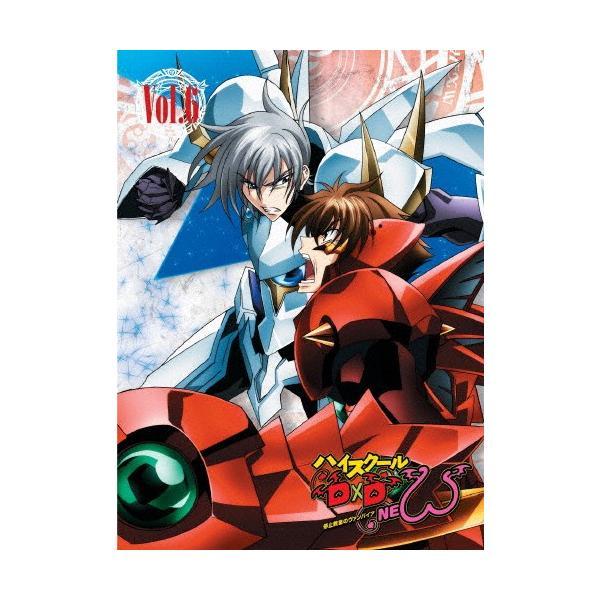 ハイスクールD×DNEWVol.6 DVD /アニメーション DVD  返品種別A