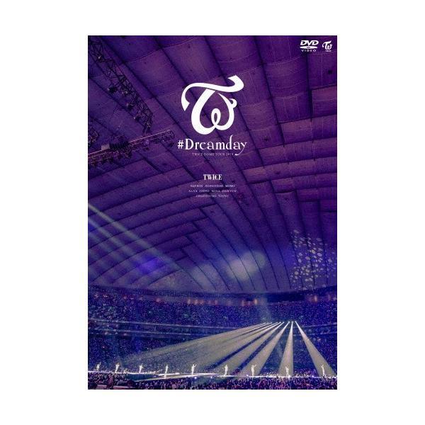 "TWICE DOME TOUR 2019 ""#Dreamday"" in TOKYO DOME【通常盤DVD】/TWICE[DVD]【返品種別A】"