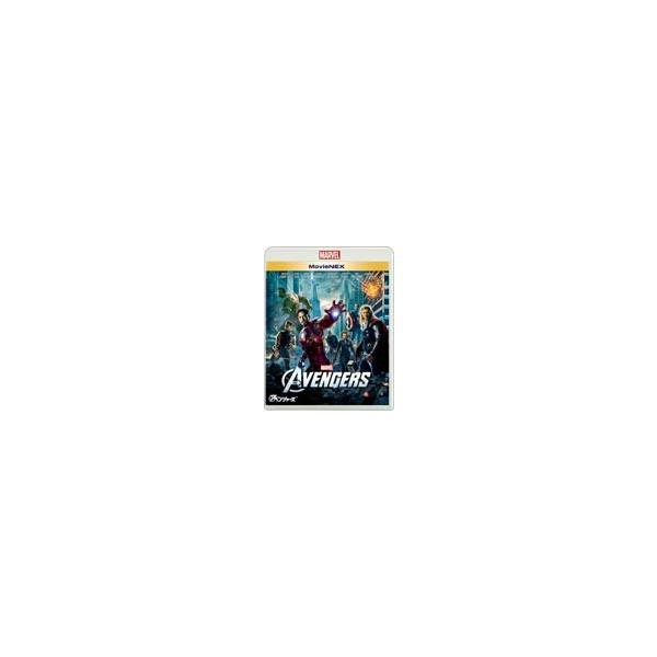 アベンジャーズMovieNEX/ロバート・ダウニーJr. Blu-ray  返品種別A