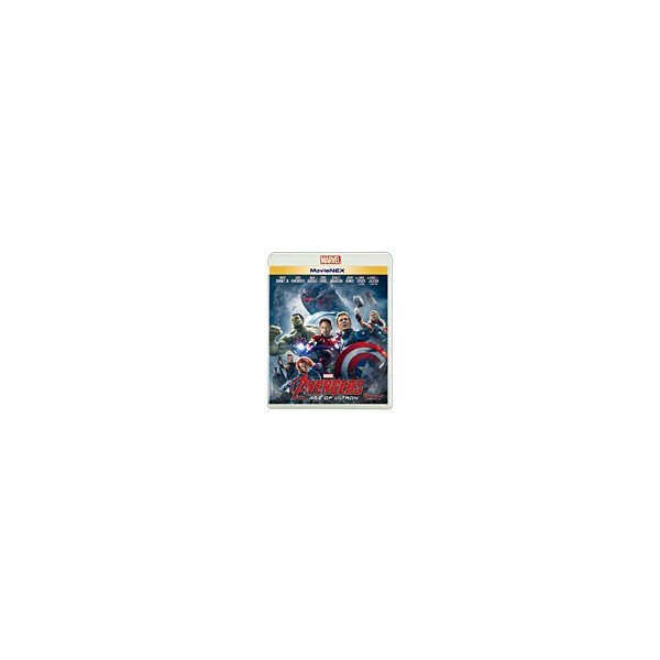 枚数  アベンジャーズ/エイジ・オブ・ウルトロンMovieNEX/ロバート・ダウニーJr. Blu-ray  返品種別A