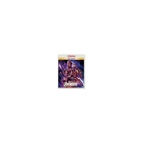 アベンジャーズ/エンドゲームMovieNEX/ロバート・ダウニーJr. Blu-ray  返品種別A