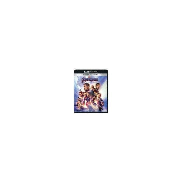 アベンジャーズ/エンドゲーム4KUHDMovieNEX/ロバート・ダウニーJr. Blu-ray  返品種別A