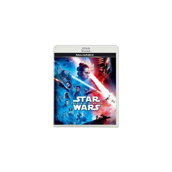 [枚数限定]スター・ウォーズ/スカイウォーカーの夜明け MovieNEX【通常版】[2Blu-ray&DVD]/デイジー・リドリー[Blu-ray]【返品種別A】