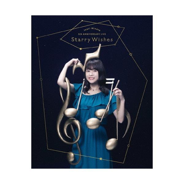 Inori Minase 5th ANNIVERSARY LIVE Starry Wishes/水瀬いのり[Blu-ray]【返品種別A】