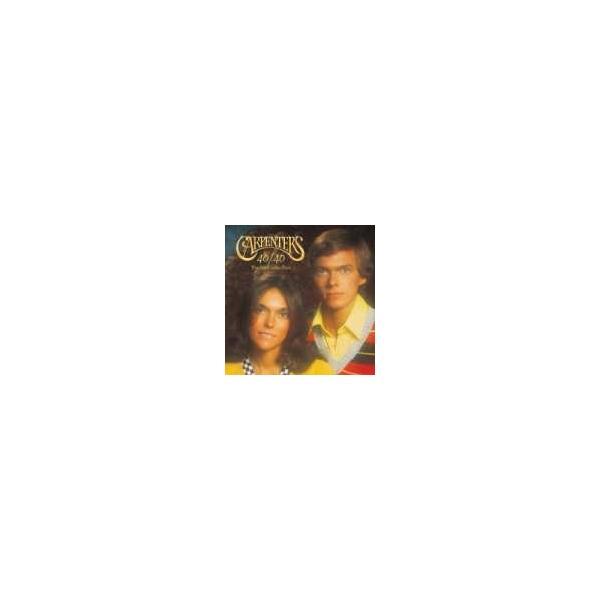 カーペンターズ40/40〜ベスト・セレクション/カーペンターズ SHM-CD 通常盤 返品種別A