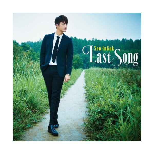 Last Song(Type-A)/ソ・イングク[CD+DVD]【返品種別A】