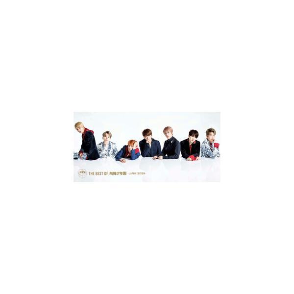 [枚数限定][限定盤]THE BEST OF 防弾少年団-JAPAN EDITION-(豪華初回限定盤)/BTS (防弾少年団)[CD+DVD]【返品種別A】