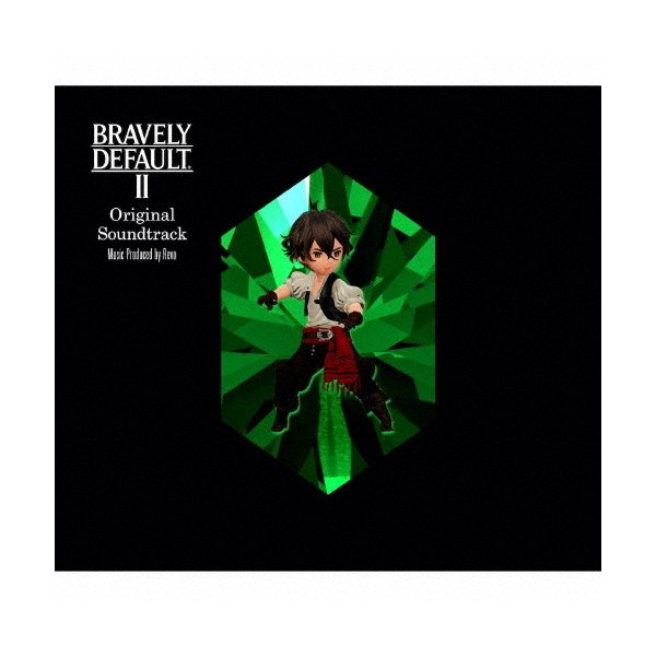 [枚数限定][限定盤]BRAVELY DEFAULT II Original Soundtrack(初回生産限定盤)/Revo[CD]【返品種別A】