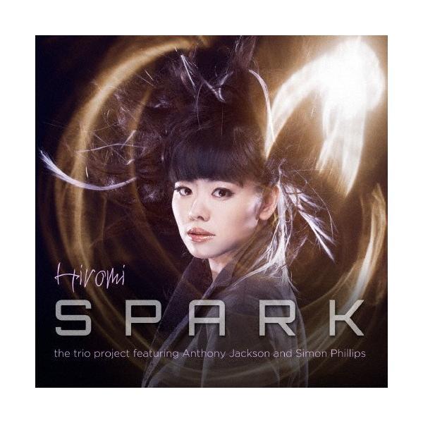 [枚数限定][限定盤]SPARK(初回限定盤)/上原ひろみ ザ・トリオ・プロジェクト[SHM-CD+DVD]【返品種別A】
