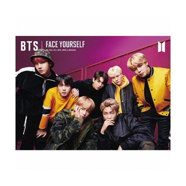 [枚数限定][限定盤]FACE YOURSELF(初回限定盤B)/BTS (防弾少年団)[CD+DVD]【返品種別A】