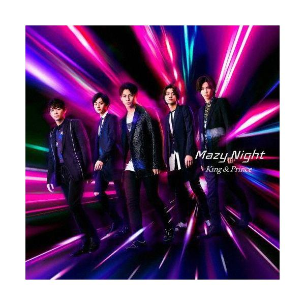 [枚数限定][限定盤][先着特典付]Mazy Night(初回限定盤A)/King & Prince[CD+DVD]【返品種別A】