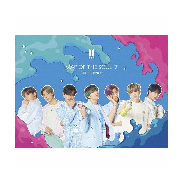 [枚数限定][限定盤]MAP OF THE SOUL:7〜 THE JOURNEY 〜(初回限定盤B)/BTS[CD+DVD]【返品種別A】