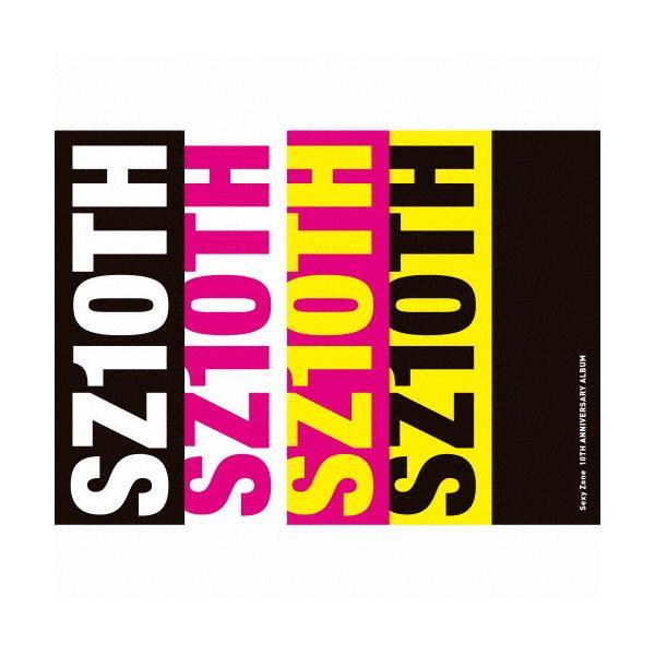 [枚数限定][限定盤]SZ10TH(初回限定盤A)【2CD+Blu-ray+PHOTOBOOK】/Sexy Zone[CD+Blu-ray]【返品種別A】