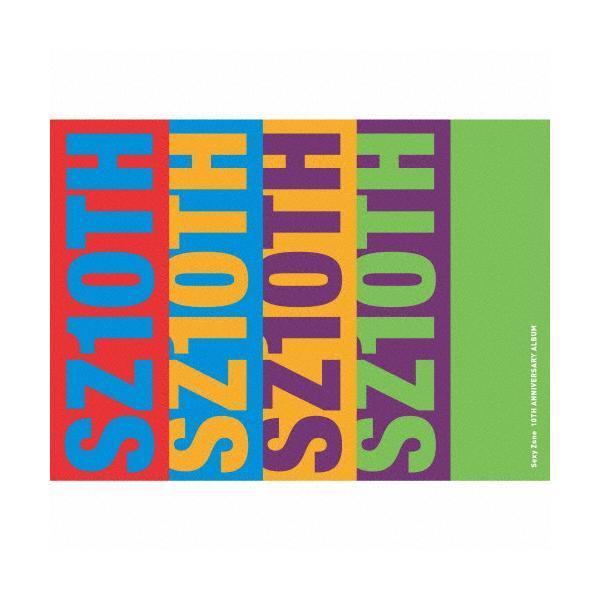 [枚数限定][限定盤]SZ10TH(初回限定盤B)【2CD+DVD+ステッカー】/Sexy Zone[CD+DVD]【返品種別A】