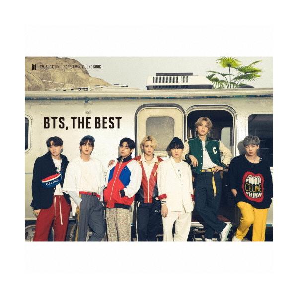 |[枚数限定][限定盤]BTS, THE BEST(初回限定盤B)[初回仕様]/BTS[CD+DVD…