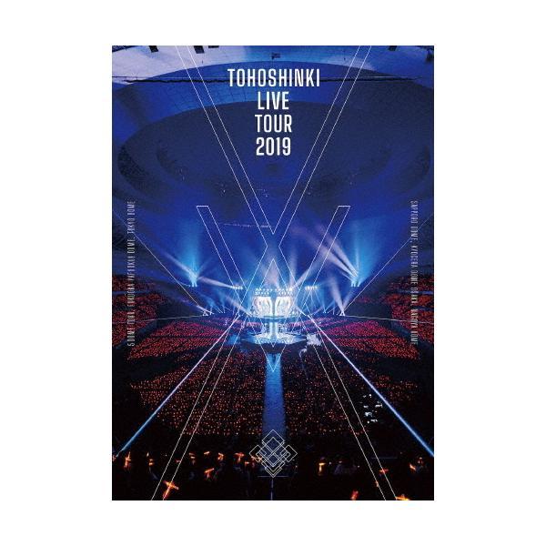 東方神起 LIVE TOUR 2019 〜XV〜【2DVD】/東方神起[DVD]【返品種別A】