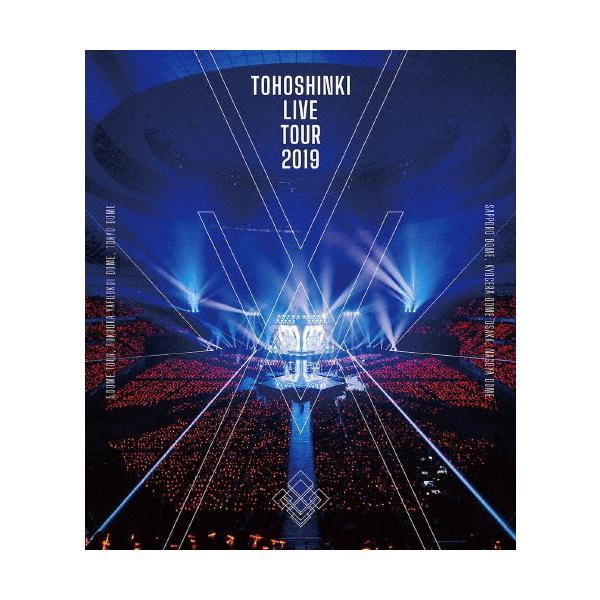 東方神起 LIVE TOUR 2019 〜XV〜【2Blu-ray】/東方神起[Blu-ray]【返品種別A】