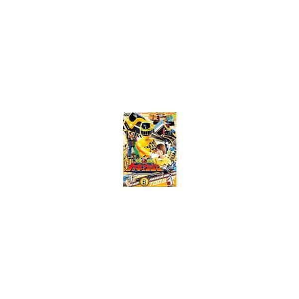 スーパー戦隊シリーズ 烈車戦隊トッキュウジャー VOL.3/志尊淳[DVD]【返品種別A】