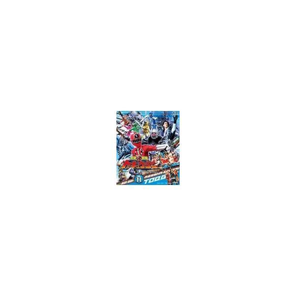 [枚数限定]スーパー戦隊シリーズ 烈車戦隊トッキュウジャー VOL.11/志尊淳[Blu-ray]【返品種別A】