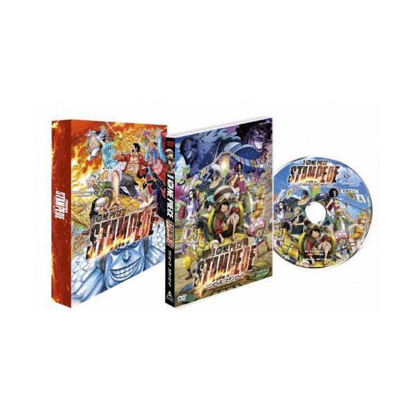 枚数    版 劇場版『ONEPIECESTAMPEDE』スペシャル・エディション/アニメーション DVD  返品種別A