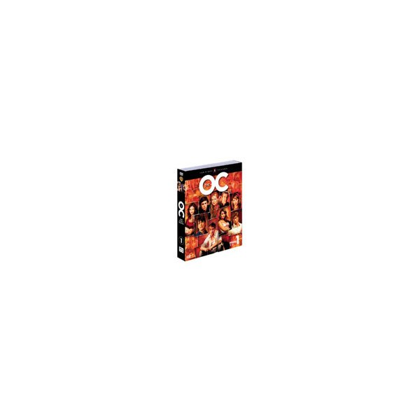TheOC〈ファースト〉セット1/ミーシャ・バートン DVD  返品種別A