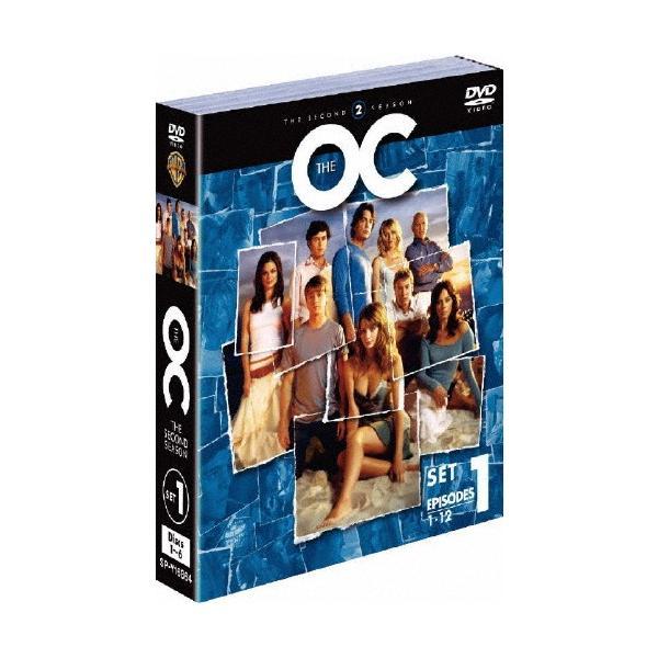 枚数  TheOC〈セカンド〉セット1/ミーシャ・バートン DVD  返品種別A