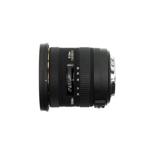 シグマ 10-20mm F3.5 EX DC HSM ※キヤノンEF-Sマウント用レンズ(APS-Cサイズ用) 10-20/ 3.5 EX DC EO 返品種別A