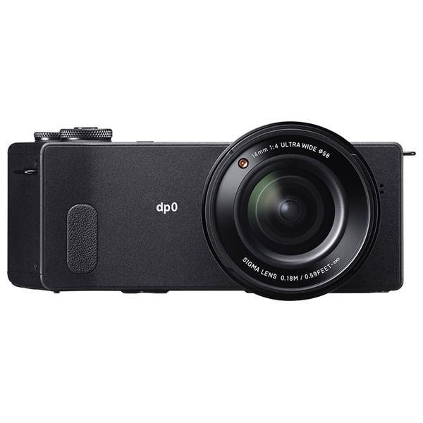 シグマ デジタルカメラ「SIGMA dp0 Quattro」 dp0 Quattro 返品種別A