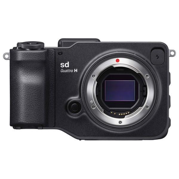 シグマ ミラーレス一眼カメラ「SIGMA sd Quattro H」ボディ SD QUATTRO H 返品種別A