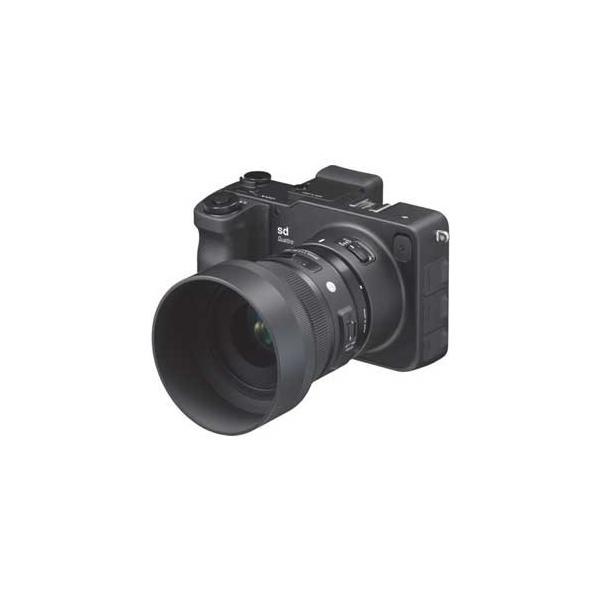 シグマ ミラーレス一眼カメラ「SIGMA sd Quattro」30mm F1.4 DC HSM Art レンズキット SD QUATTRO&30MMF1.4 返品種別A