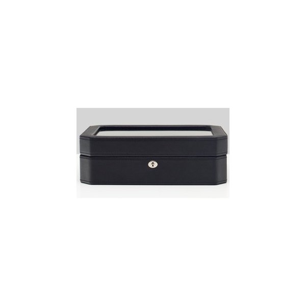ウルフ 時計収納ケース(10本収納) ブラックWOLF 4584029-WINDSOR 返品種別B