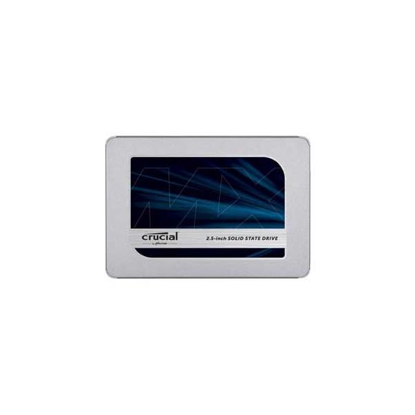 Crucial Crucial 3D NAND TLC SATA 2.5inch SSD MX500シリーズ 500GB CT500MX500SSD1JP 返品種別B|joshin