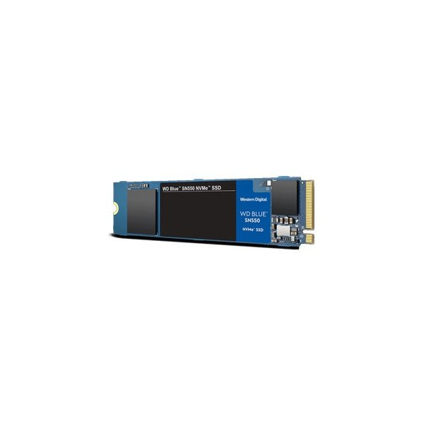 ウエスタンデジタル WesternDigital SSD WD Blue SN550シリーズ NVMe M.2 2280 500GB WDS500G2B0C 返品種別B
