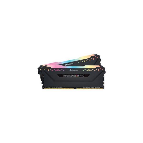 コルセア PC4-25600 (DDR4-3200)288pin DDR4 Unbuffered DIMM 16GB(8GB×2枚) CMW16GX4M2C3200C16 返品種別B