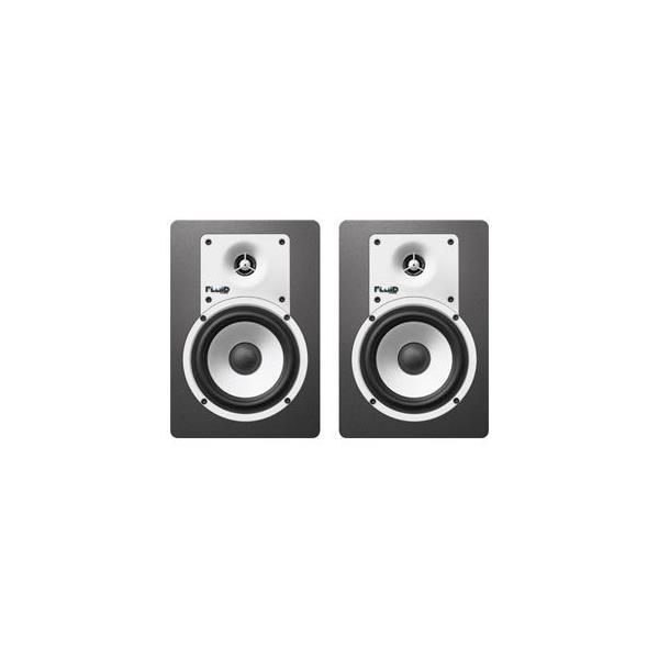 フルイドオーディオ Bluetooth対応ブックシェルフ型モニタースピーカー(ブラック)(ペア) FLUID AUDIO CLASSIC SERIES C5BT 返品種別A