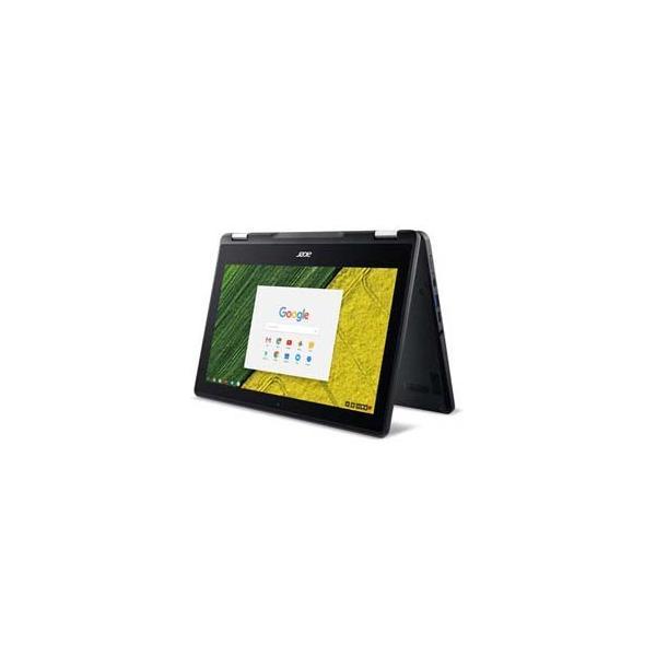 Acer(エイサー) 11.6型 2-in-1 パソコン Acer Chromebook Spin 11 オブシディアンブラック ※スタイラスペン無し・非対応 R751T-N14N 返品種別A|joshin|03