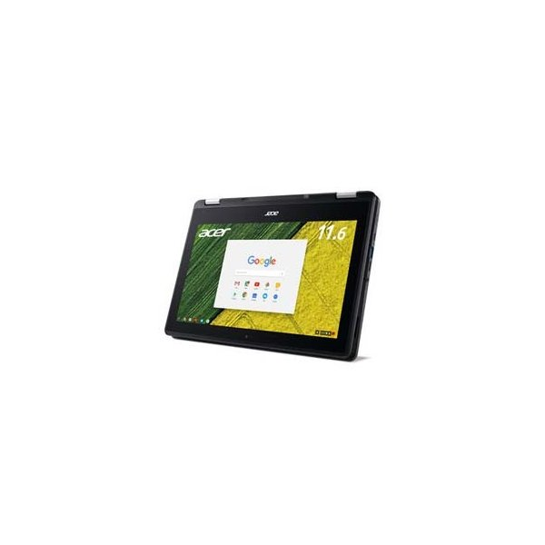 Acer(エイサー) 11.6型 2-in-1 パソコン Acer Chromebook Spin 11 オブシディアンブラック ※スタイラスペン無し・非対応 R751T-N14N 返品種別A|joshin|04