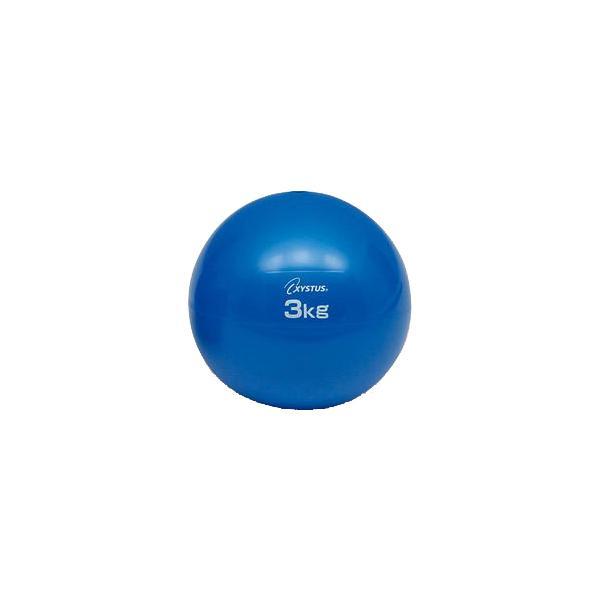 トーエイライト ソフトメディシンボール3kg TOEI LIGHT H7252 返品種別A