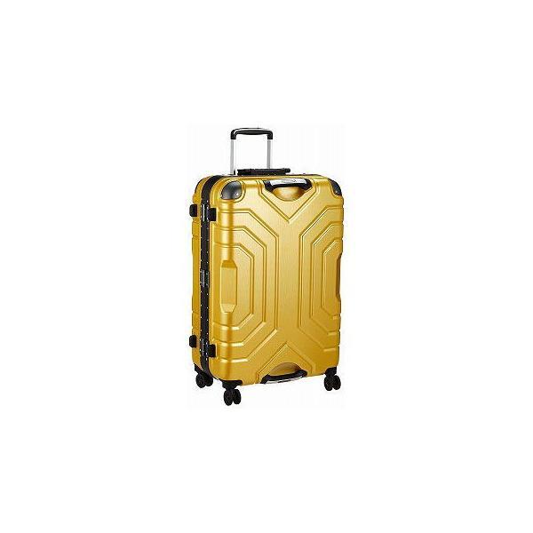 シフレ (メーカー直送のみ)スーツケース ハードフレーム 83L(ヘアラインイエロー) Grip Master(グリップマスター) B5225T-67 HLYE 返品種別B