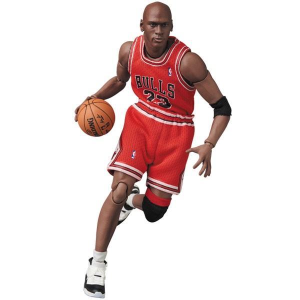 メディコム・トイ MAFEX Michael Jordan(Chicago Bulls)フィギュア 返品種別B