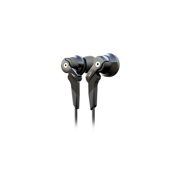 ラディウス ダイナミック密閉型カナルイヤホン(ブラック) radius HP-NHR11K 返品種別A