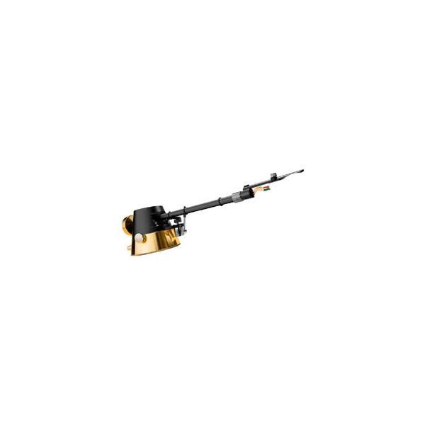 ビブラボラトリー トーンアームショート(9インチ)リジットフロート9ゴールドブラック仕様 ViV laboratory RIGID FLOAT9 HA GB 返品種別A
