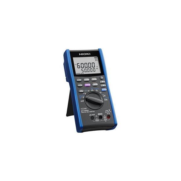 日置電機 デジタルマルチメータ(A端子なし) HIOKI DT4281 返品種別B