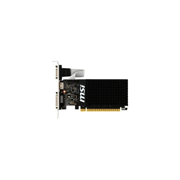 MSI PCI-Express 2.0 x8対応(形状はx16) グラフィックスボードMSI GT710 1GD3H LP GT710 1GD3H LP 返品種別B|joshin|02